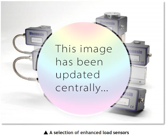 Selection of enhanced load sensors