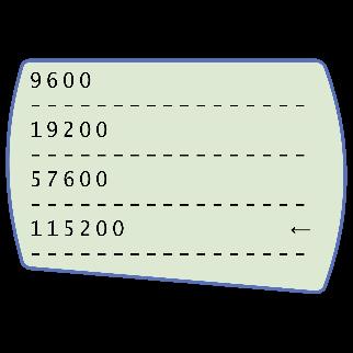 AFG Baud Rate