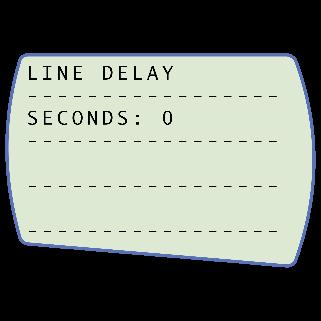 AFG Line Delay