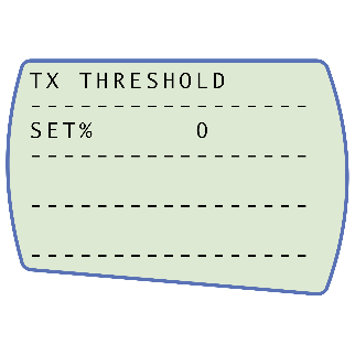 AFG TX Threshold