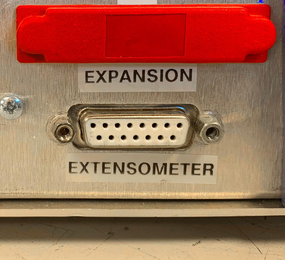 431-459 Extensometer Port