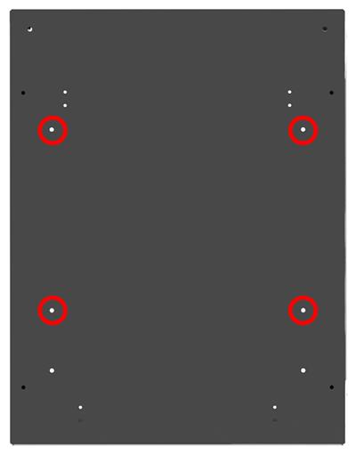 Base Plate Hole Pattern OmniTest