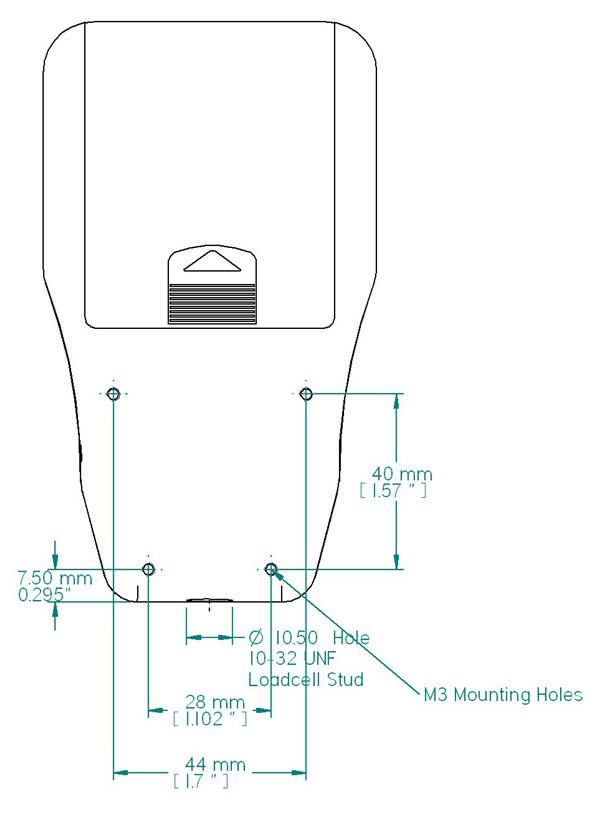 CFGの背面図