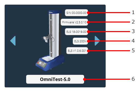 OmniTest 5.0 Connected