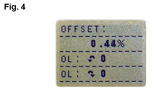 Orbis offset display