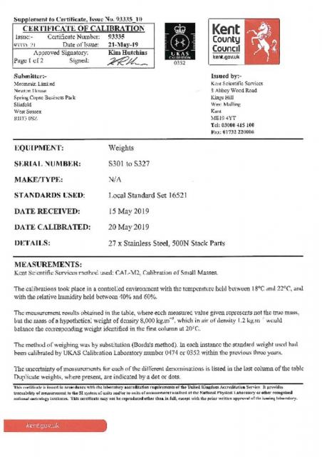 Stainless Steel (N) Cert 93335_21 20-05-2019 (S3)