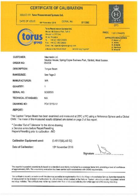 SGS0593 HTC Torque Beam